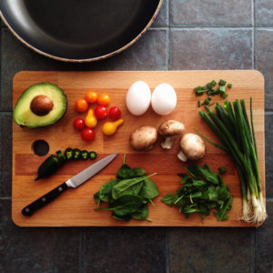cooking-ingredients-with-avocado-mushrooms-eggs